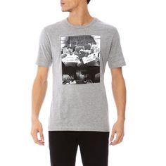 Bill Gates & Warren Buffet Grey T-Shirt Available On http://www.brandalley.fr/FSMarque/Id-16790-Produit-0