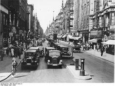 Berlin, Friedrichstraße 62/Ecke Kronenstraße, 1935