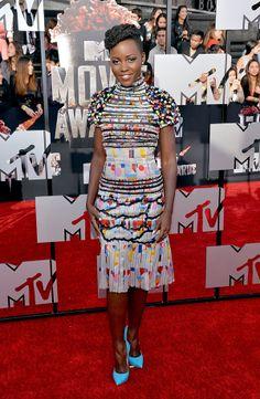 2014 MTV Movie Awards: Lupita Nyong'o