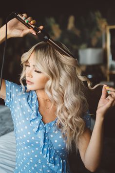 how to get bouncy curls that will last for days