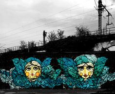 Street Art Cologne I streetart streetartcologne urbanart artofpau minzawillsommer köln ehrenfeld