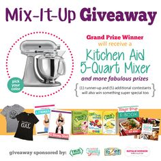 Enter Our Spring Mix-it-Up Giveaway!
