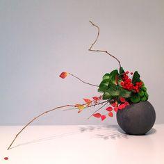 Ikebana art desing