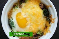 Пять простых рецептов из яиц на завтрак, обед и ужин - KitchenMag.ru