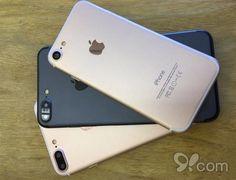 iPhone 7外観確認高速充電