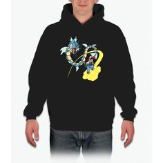 Pokemon Dragon Ball Pikachu Hoodie