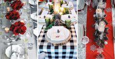 Świąteczna dekoracja stołu. Zobacz najgotęsze trendy! ❄️❄️❄️
