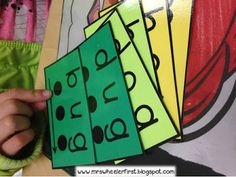 Phonics/Guided Reading ideas!