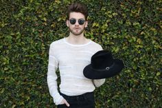 blog lincooln, lincoln briniak, lincoln, ootd, style, fashion, outfit, male, look do dia, moda masculina, bota, cabelo masculino, blond hair, chapéu, hat, óculos, óculos de sol, óculos dior, dior, oculum, osklen, bota, ysl boots, saint laurent boots