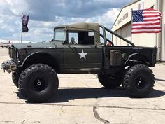 Kaiser Jeep M715 Cars And Motorcycles Jeep Pickup Jeep Vehicles