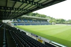 Adams Park Wycombe Wanderers - First Visited 1998