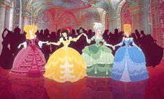 Dancing Queens by Grodansnagel.deviantart.com on @deviantART