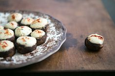 Boursin Stuffed Mushrooms from Simply Recipes