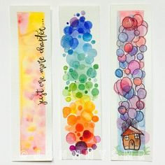 Help Buddy: DIY Creative Bookmark Ideas -Mom's Help Buddy: DIY Creative Bookmark Ideas - Deer Paintings For Home Decor - Painting Tutorial Videos Creative Bookmarks, Diy Bookmarks, Free Printable Bookmarks, Watercolor Bookmarks, Watercolor Cards, Watercolor On Fabric, Watercolor Painting, Watercolors, Watercolor Art