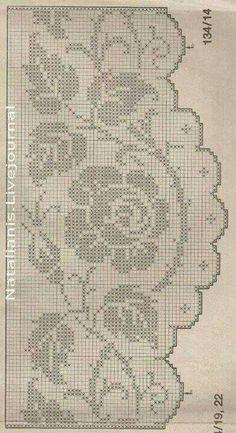 "dantel dantel,Dantel dantel Related posts:Knit Circlet Crown Free Knitting Pattern - knittingShare Knit and Crochet: Crochet Semicircular Shawl,""olive"" - knittingKnit Face Mask Free Knitting Pattern and Paid - Knitting Pattern. Crochet Lace Edging, Crochet Motifs, Crochet Borders, Crochet Stitches Patterns, Doily Patterns, Crochet Doilies, Diy Crafts Crochet, Crochet Home, Irish Crochet"