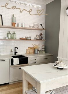 Pantry by Kate Marker Interiors