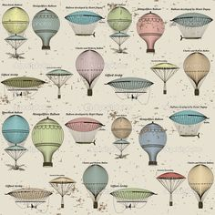mongolfiere vintage - Hledat Googlem