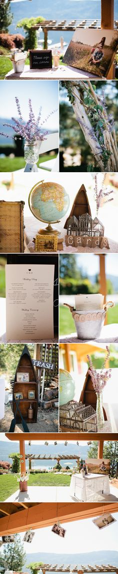 Shuswap Lake Wedding -love all of these pics