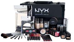 NYX Cosmetics Makeup Artist Starter Kit B