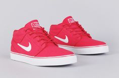 Pink Nike Fashion Barcelona Shoes