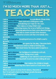 this describes teachers perfectly