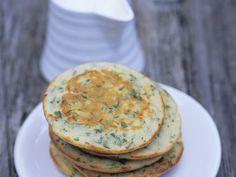 Interessante Mischung: Zucchini Pfannkuchen auf russische Art - smarter - Zeit: 30 Min. | eatsmarter.de