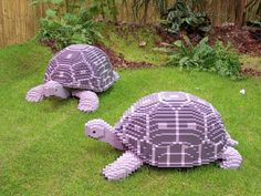 Lego Turtles - Ummm....pretty much the most awesome thing I have ever seen!