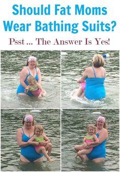 Should Fat Girls Wear Bathing Suits?
