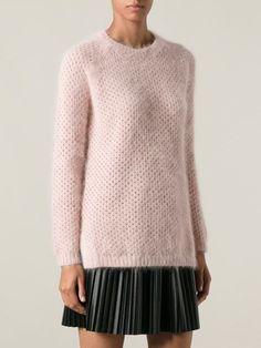 Roberto Collina Angora Sweater - Twist'n'scout - Farfetch.com OMG