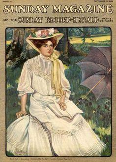 Sunday Magazine, 1905