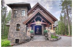 A home in Canmore listed for sale at $12.7 million by realtor Rachelle Starnes.