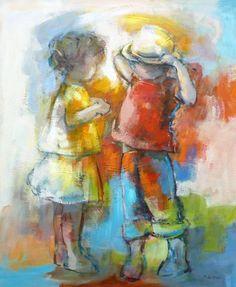 maria de vries schilderijen - Google zoeken