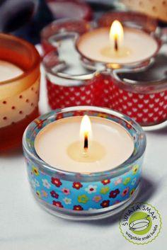 Sweet Candles - DIY