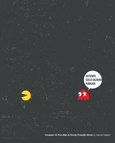Una relación complicada. Ilustración por Safwat Saleem.