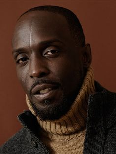 Michael Kenneth Williams (Bessie), 2015 Primetime Emmy Nominee for Outstanding Supporting Actor in a Limited Series or Movie Actors Male, Black Actors, Actors & Actresses, Michael K Williams, Kenneth Williams, Michael Fassbender, Assassins Creed, Film Images, Handsome Black Men