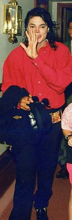 MJ without makeup