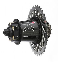 Kappius rear hub - Super strong and beautiful and light. Only downside: price ($1000)