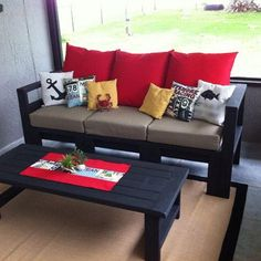 The $200 DIY Outdoor Living Space that Looks Like a Million Bucks!