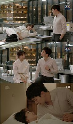 On the latest episode of 'Wok of Love', Seo Poong (Lee Junho) faced an obstacle in the last cooking competition. Jung Ryeo Won, Descendents Of The Sun, Uncontrollably Fond, Cooking Competition, Doctor Stranger, Lee Junho, Suspicious Partner, Do Bong Soon, Weightlifting Fairy Kim Bok Joo
