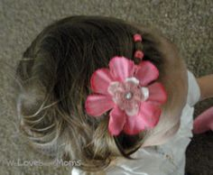 Sweet ideas for that slippery baby hair :)  We Love Being Moms!: Toddler Hairstyles