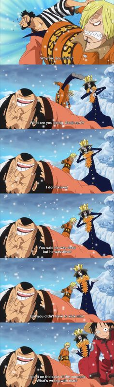 one piece funny episode 622