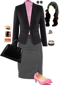 """""""Professional Look"""" by monicaprates on Polyvore"""