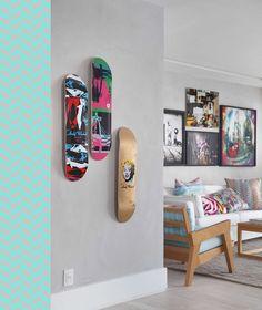 skateboard art #skate #decor