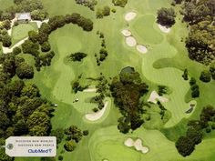 Club Med et son Golf - La nature en visage