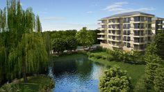 Kajetánka Building IV - Lakehouse, final sales phase