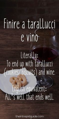 cool Italian Sayings: 26 Meals-Associated Insults & Why You Received't Neglect Them | The Intrepid Information Check more at http://www.discounthotel-worldwide.com/travel/italian-sayings-26-meals-associated-insults-why-you-receivedt-neglect-them-the-intrepid-information/