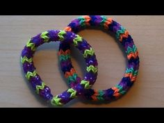 205 best craft images on pinterest tutorials diy bracelet and diy rainbow loom quadrafish faster than hexafish uses 4 pegs vs 6 youtube fandeluxe Images
