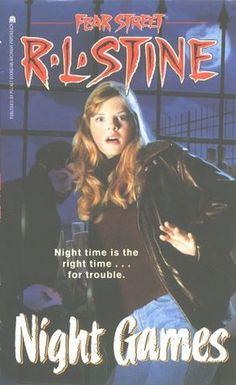 R.L. Stine Fear Street Night Games (No. 40)