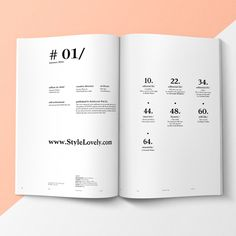LOVELY THE MAG ISSUE#1 3