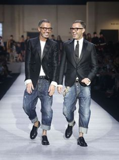 DEAN AND DAN CATEN FASHION SHOW2